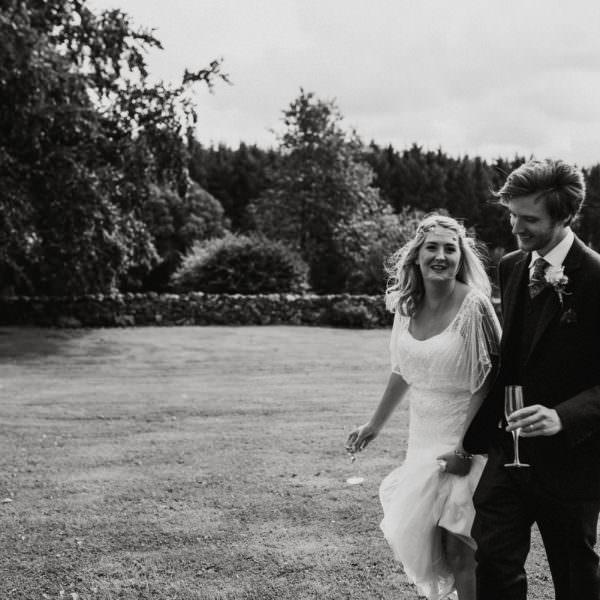 Barn at the Barra Castle Wedding Photogrphy Aberdeen